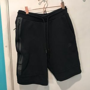 Nike fleece drawings shorts